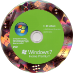 Windows 7 DVD