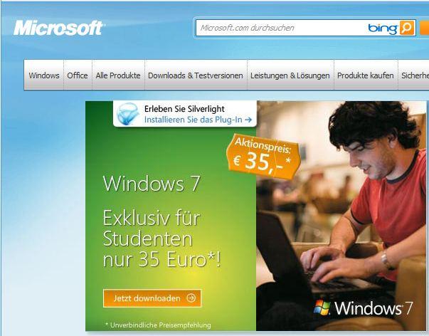 windows 7 für 37 euro