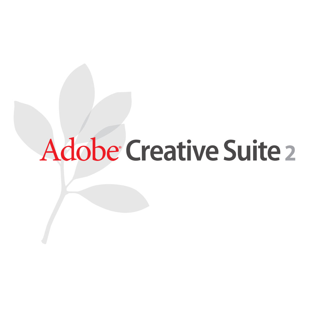Adobe creative suite 2 cs2 serial