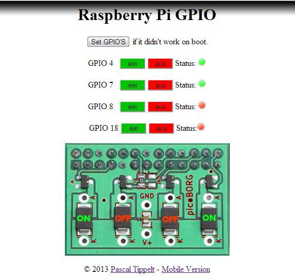 raspberrygpio